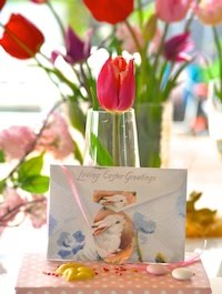 Free easter envelope: