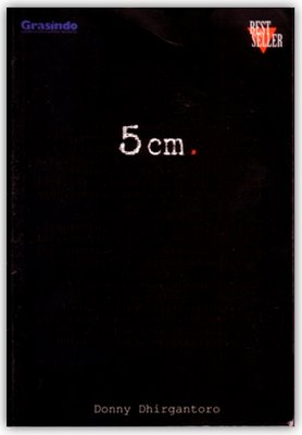 RESENSI NOVEL 5cm.