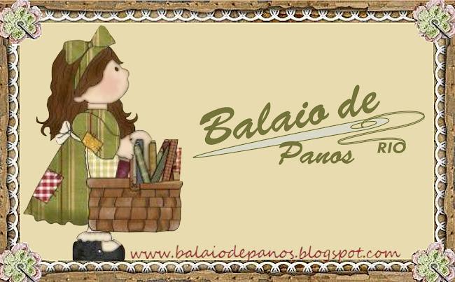 *♥* BALAIO DE PANOS*♥*