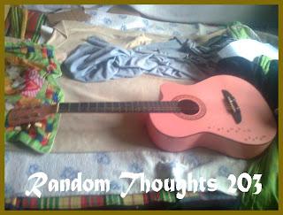 Pin acoustic guitar