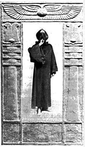 Esoterismo Jesuita - Ignacio de Loyola haciendo el Signo de Harpocrates el Horus Niño Harpocrates