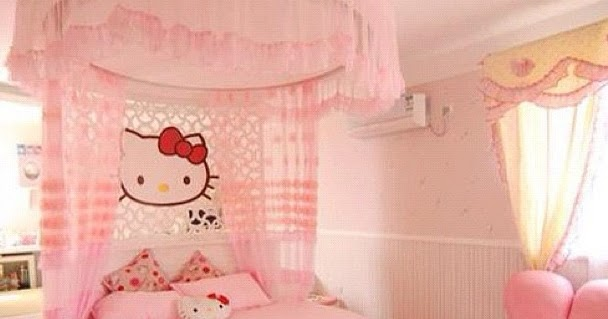 blog cik miela bilik tidur warna pink
