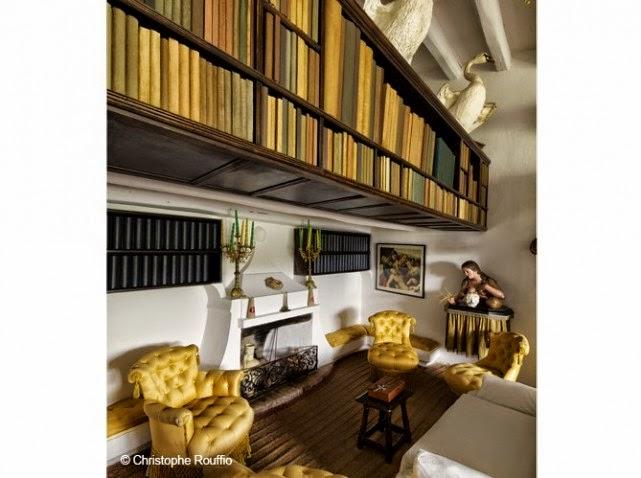 House of Salvador Dali/lulu klein