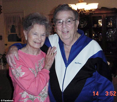 Couple died together after 65 years of marriage