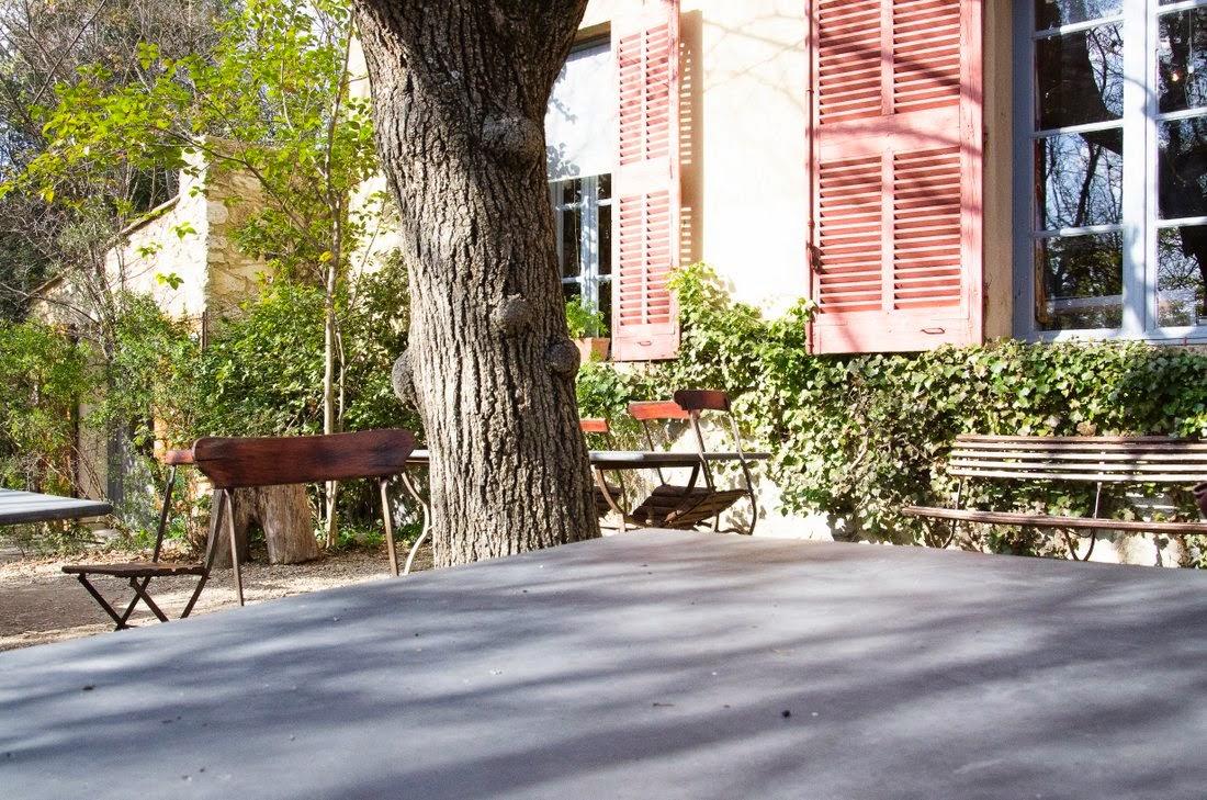 Aix en Provence - atelier de Cézanne