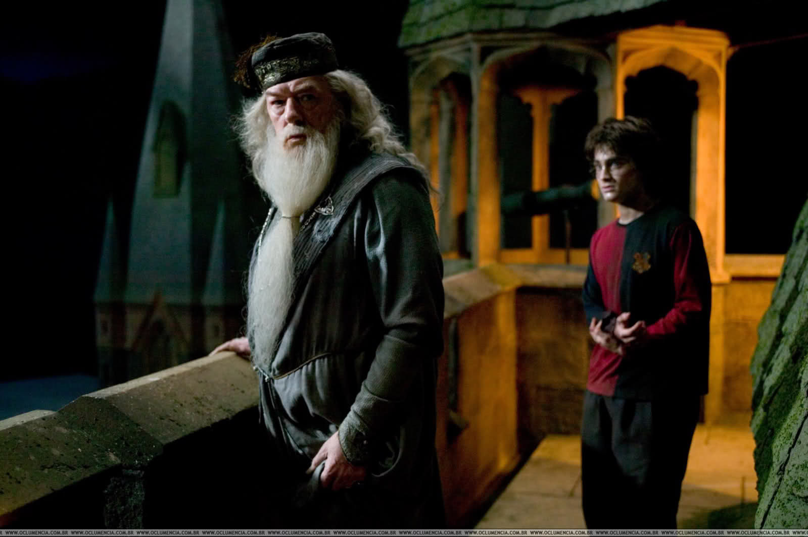 Deleted Harry Potter Scenes: Harry Potter and the Goblet ...