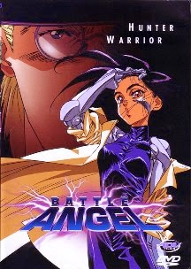 DVDs in my collection: Battle Angel Alita