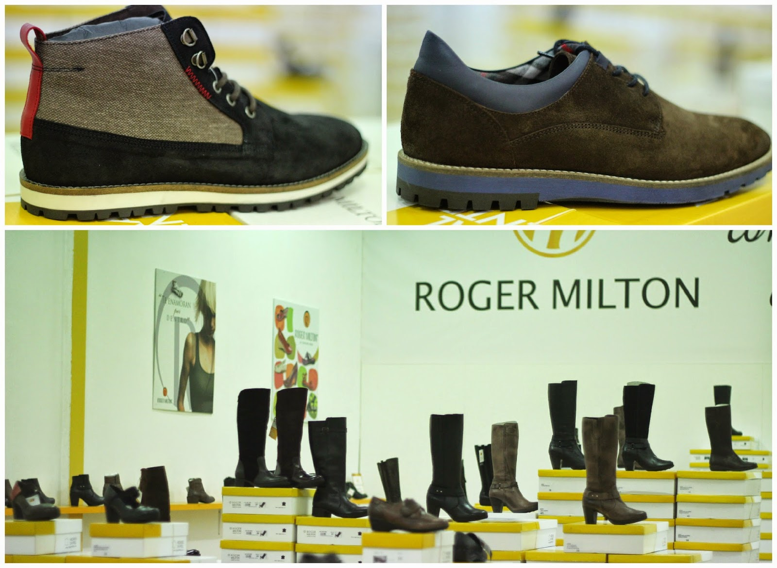 Calzado made in Spain - Calzado piel - Calzado cómodo - Botas - Roger Milton