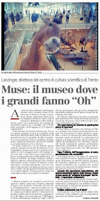 "Muse: il museo dove i grandi fanno ""Oh"""