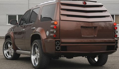 2011 Cadillac Escalade FAB Design