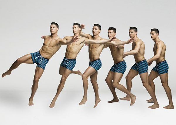 ropa interior Cristiano Ronaldo colección CR7 underwear Otoño Invierno
