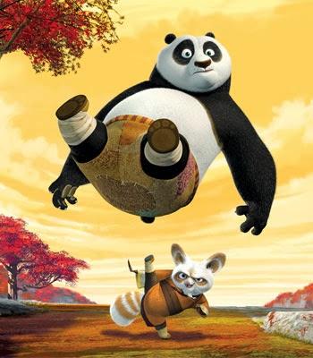Tema Nokia C3 Panda