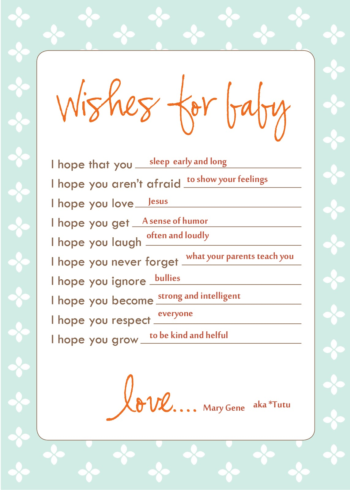 Baby Quotes For New Parents QuotesGram