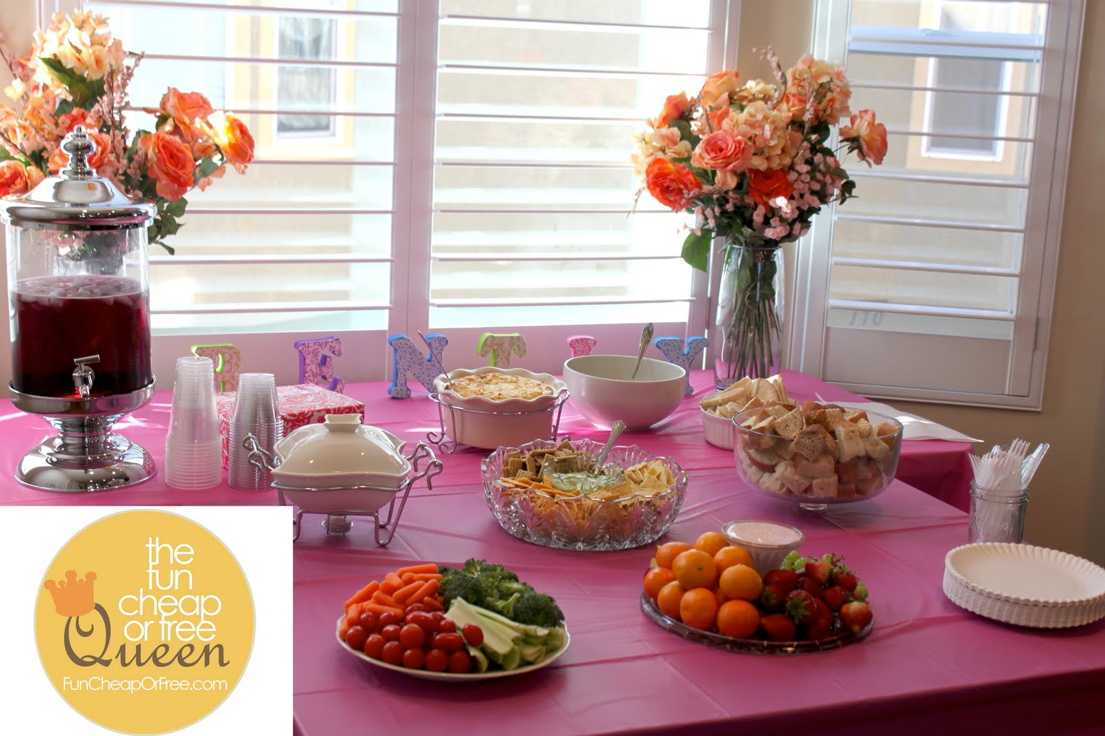 baby shower food ideas on a budget tons of ideas for a fun cheap