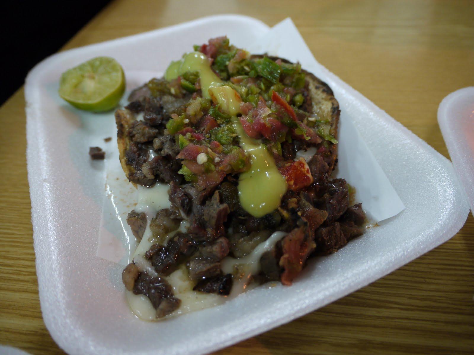 carne asada at carne asada cachetada carne asada taco vampiro ordinary ...
