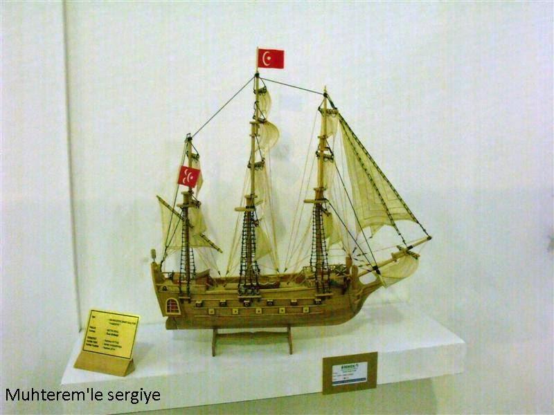 ismek-model gemi yapımı
