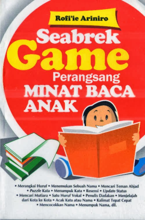 GAMES PERANGSANG MINAT BACA ANAK- Kode Buku: SGPM | Toko Online ...