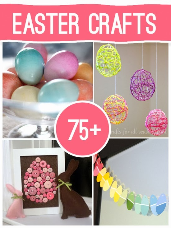 75+ Easter Crafts to Make