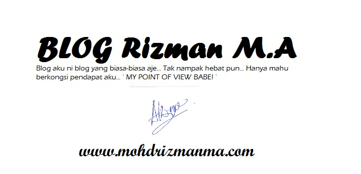 Blog RIZMAN M.A