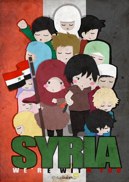 Syria oh syiria