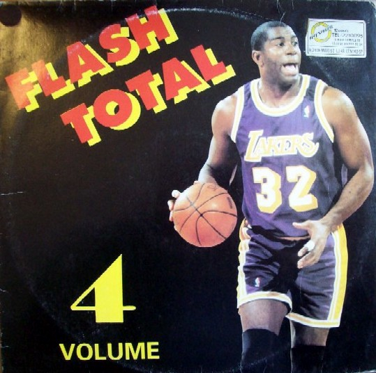 Flash Total Vol.04  (Vinil - 1994)