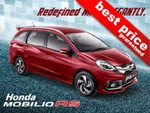 Harga Mobil Honda Mobilio RS Bandung