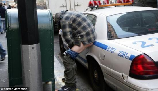 Number of TEA party arrests