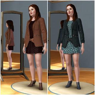 Die Sims 3 - Diesel Accessoires