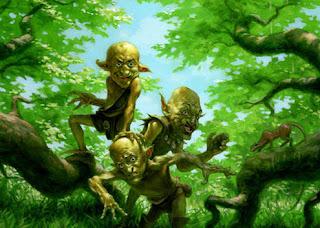 """Cerita Unik Munculnya Makhluk Aneh Bercahaya """"Hopkinsville Goblins"""""""
