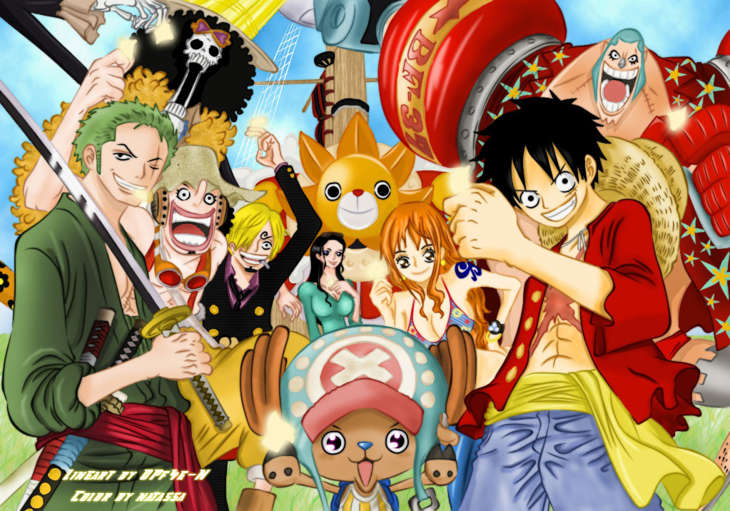 One Piece Chapter 714: Lucy và Ucy 022
