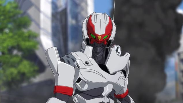 Anime 'Active Raid' Ungkapkan Video Promosi, Pemain, Dan Desain Karakter