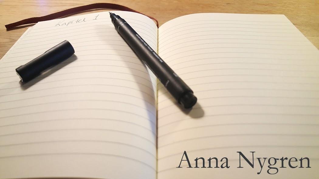 Anna Nygren - Författaraspirant