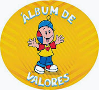 ÁLBUM DE VALORES