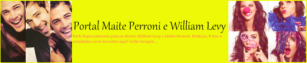Portal Maite Perroni e William Levy