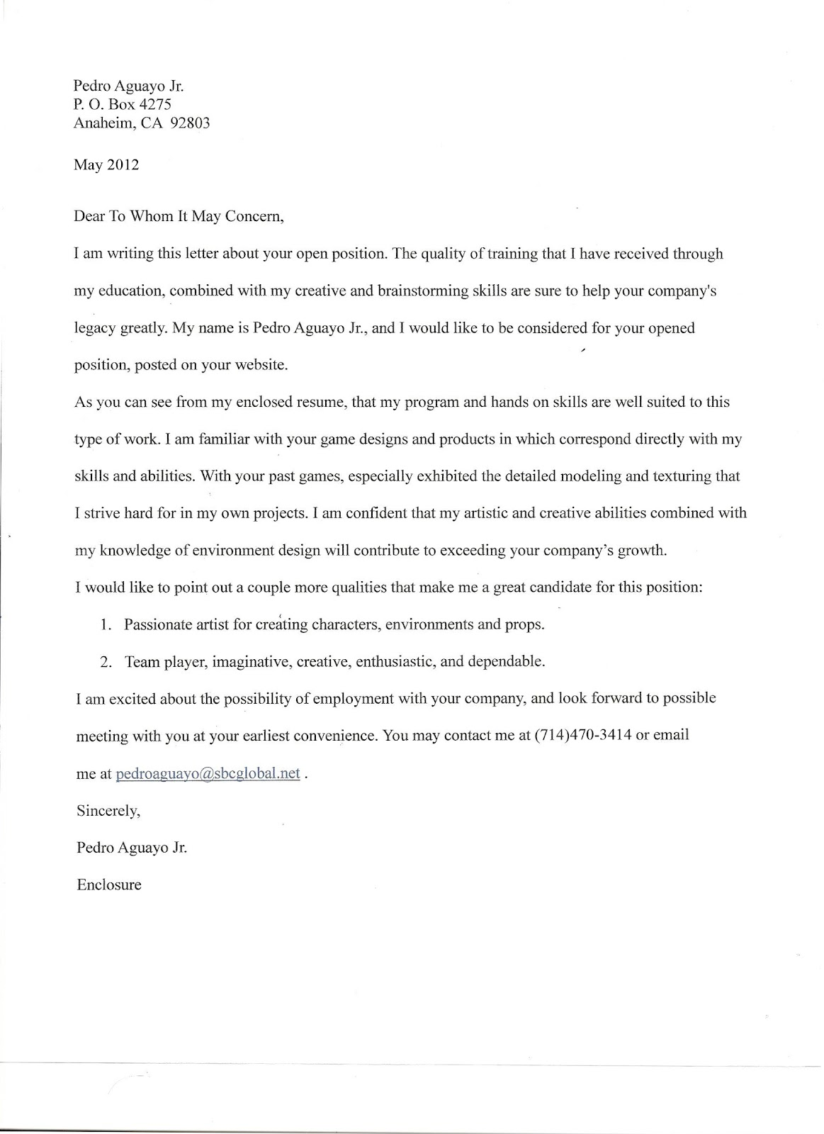 copy of a cover letter Get professional cover letter template digitize paperwork and accelerate the way you create, prepare and sign documents.