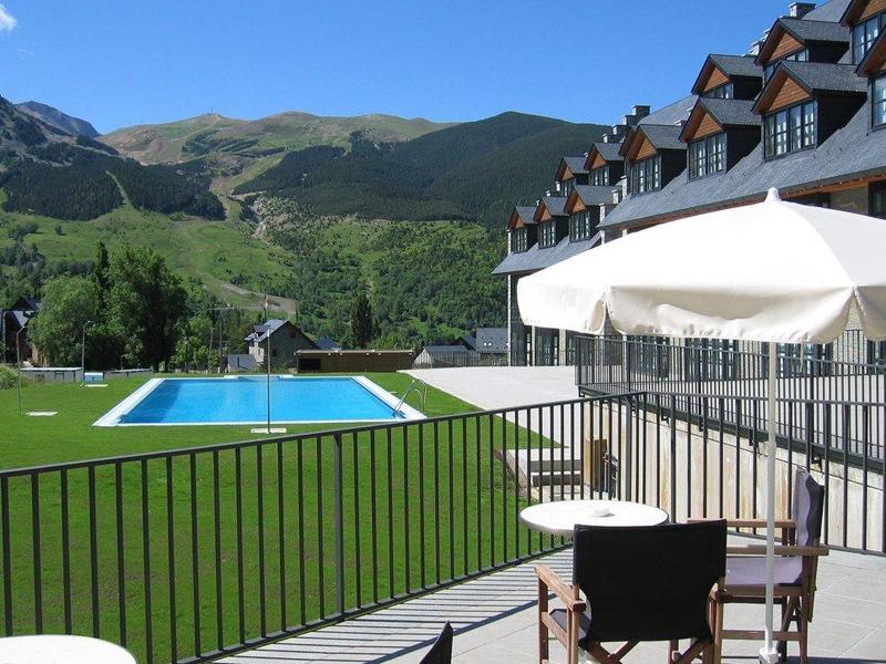 Hoteles para ni os benasque huesca hotel hg cerler - Hoteles en huesca con piscina ...