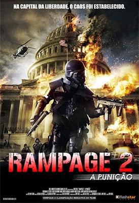 Rampage 2: A Punição – Dublado (2014)