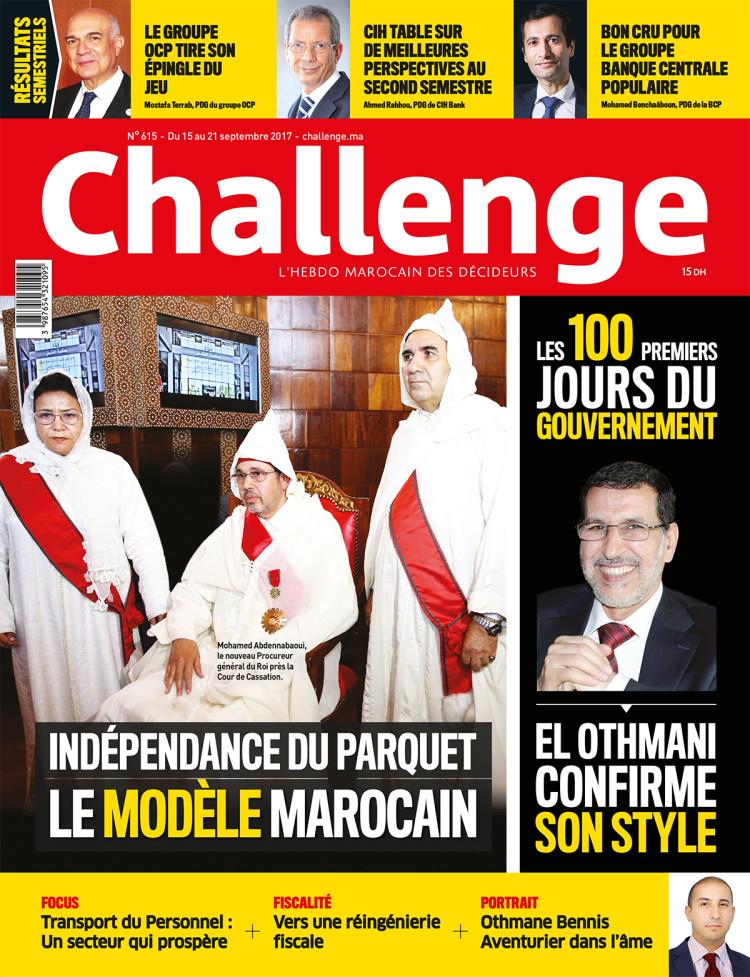 Challenge News 615