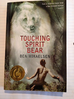 an essay about the book touching spirit bear 7 touching spirit bear teaching unit questions for essay and discussion touching spirit bear questions for essay and discussion 1 at the beginning of the story, cole seems determined to resist the efforts of people around.
