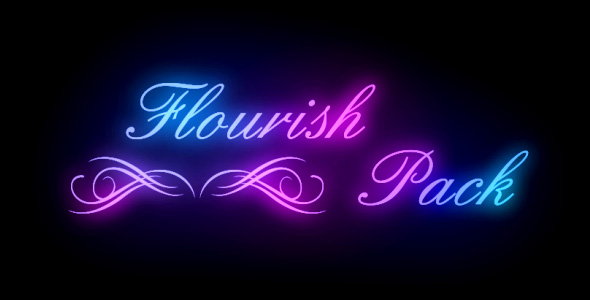 VideoHive Flourish Pack