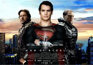 Superman, hombre de acero