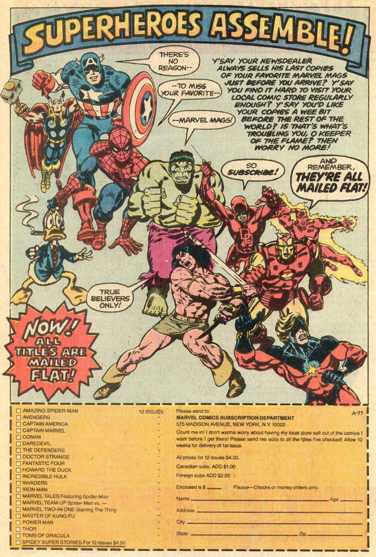 Conan the Barbarian (1970) Issue #77 #89 - English 20