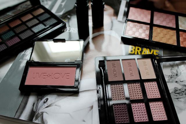 Live Love London Makeup Review