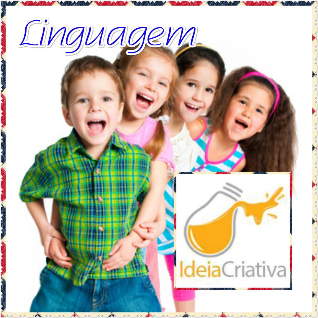 Atividades linguagem educação infantil
