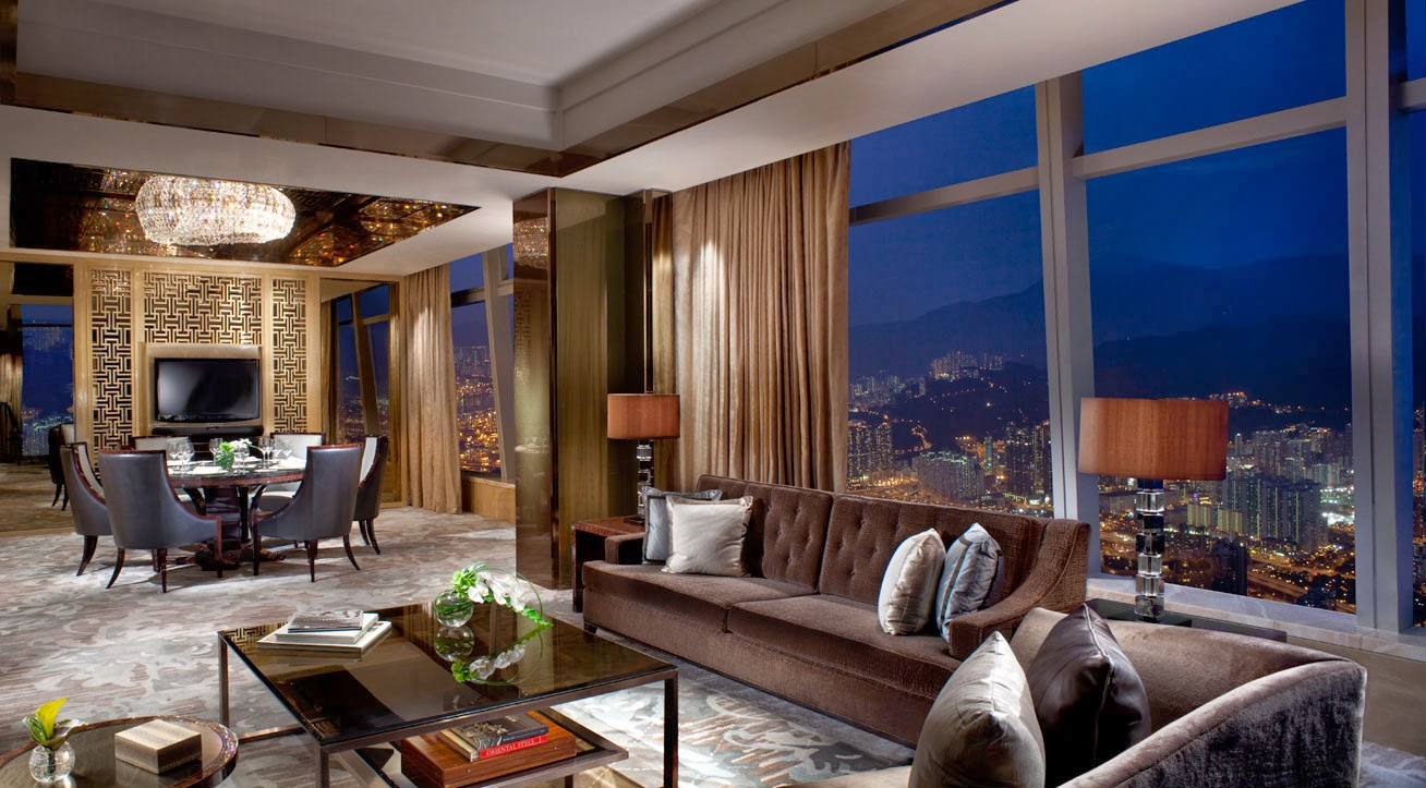 Passion For Luxury The Ritz Carlton Hong Kong At The