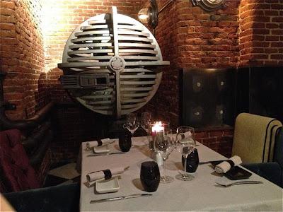 Restaurante Granvía Uno. Blog Esteban Capdevila