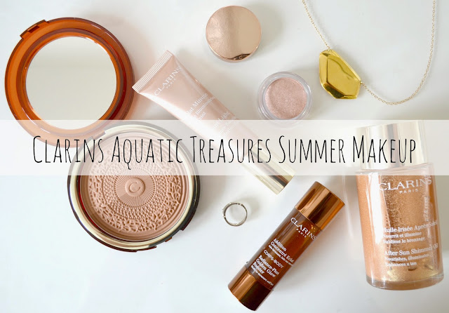 Clarins Aquatic Treasures