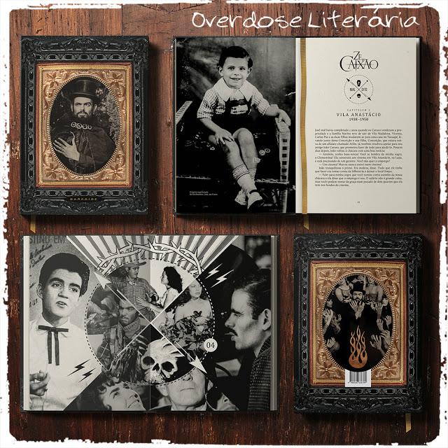 Resenha: Zé do Caixão - Maldito - A Biografia - André Barcinski - DarkSide® Books