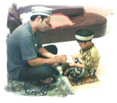 Pelajari Bagaimana Cara Rasulullah SAW Mendidik Anak