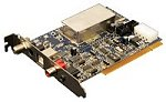 PCI MAX 3000 stereo FM transmitter card